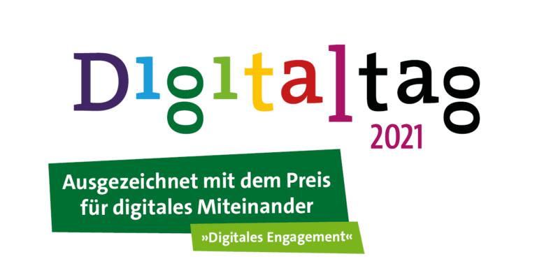 Ausgezeichnet mit dem Preis für digitales Miteinander